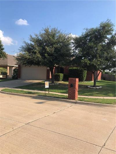 Single Family Home For Sale: 11817 Hickory Circle S