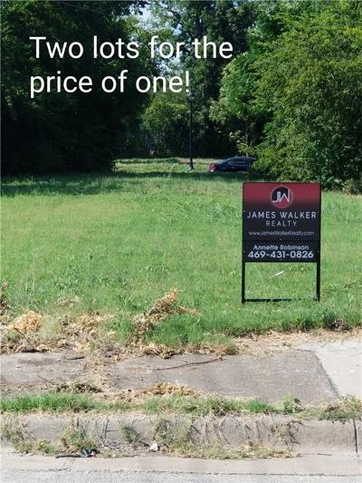 Tarrant County Residential Lots & Land For Sale: 1046 E Pulaski Street