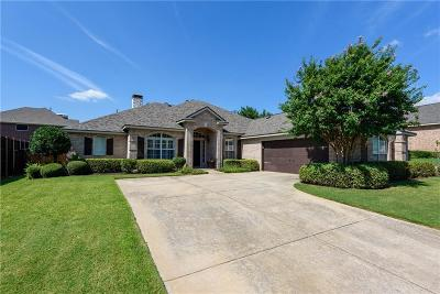 Single Family Home For Sale: 305 Chisholm Trail