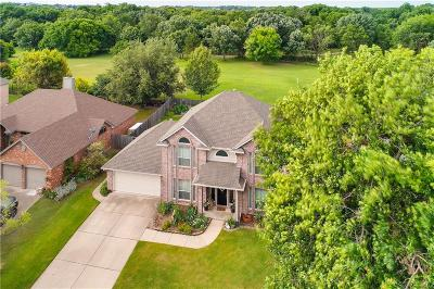 Benbrook Single Family Home Active Contingent: 1304 Rio Grande Drive