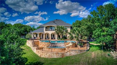 Fort Worth Single Family Home For Sale: 137 Crest Canyon Drive