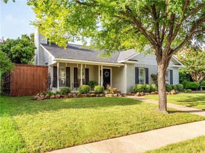 Frisco Single Family Home For Sale: 7780 Creekview Drive