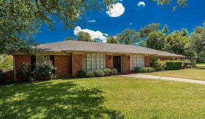 Dallas County Single Family Home For Sale: 7171 Blackwood Drive