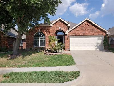 Frisco Single Family Home For Sale: 6880 Longhorn Trail