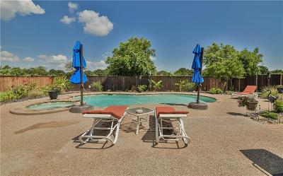 Granbury Single Family Home Active Option Contract: 1108 Cliff Swallow Drive