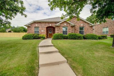 Rockwall Single Family Home For Sale: 3675 Hawthorne Trail