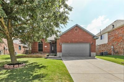 Mansfield TX Single Family Home Active Option Contract: $265,000