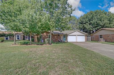 Arlington TX Single Family Home Active Option Contract: $165,000