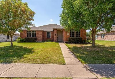 Wylie Single Family Home For Sale: 2807 Meadow Bluff Drive