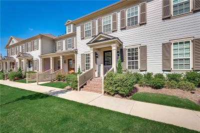 Denton County Townhouse For Sale: 7935 Canal Street