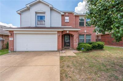 Grand Prairie Single Family Home For Sale: 2119 Van Zandt Drive