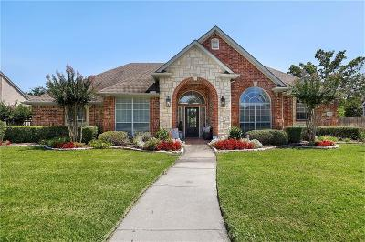 Southlake Single Family Home For Sale: 1309 Hat Creek Trail