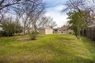 Dallas Single Family Home For Sale: 619 S Barnett Avenue