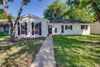 Garland Single Family Home For Sale: 1109 Pleasant Valley Road