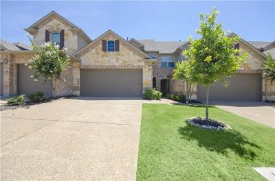 Garland Townhouse For Sale: 6612 Eagle Nest Drive