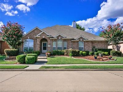 Allen Single Family Home For Sale: 1322 Marwood Drive