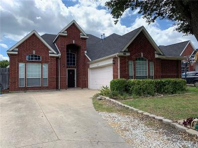 Single Family Home For Sale: 3417 Willowcreek Drive