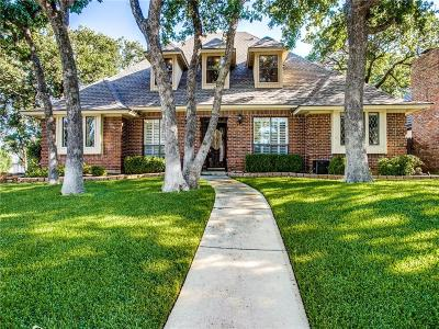 Arlington Single Family Home Active Contingent: 5711 Wester Way Drive