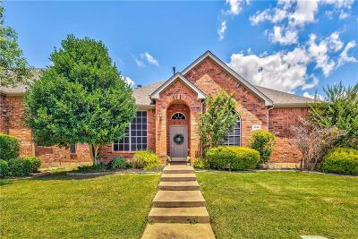 Mckinney Single Family Home For Sale: 6240 Dark Forest Drive