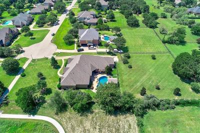 Southlake Single Family Home Active Option Contract: 128 Vermilion Court