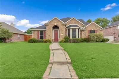 Collin County Single Family Home For Sale: 125 Meadow Creek Drive