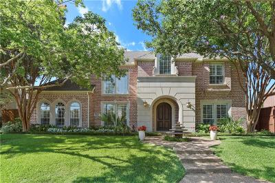 Dallas Single Family Home For Sale: 5320 Ambergate Lane