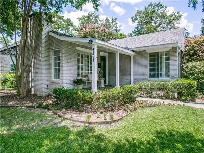 Dallas County Single Family Home For Sale: 6435 Sondra Drive