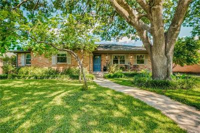 Dallas Single Family Home For Sale: 8446 Sweetwood Drive
