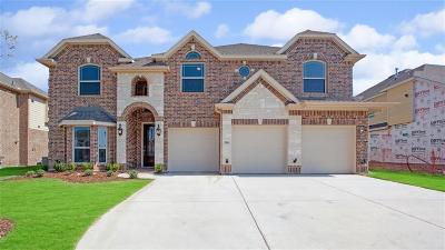 Waxahachie Single Family Home For Sale: 264 Prairie Lane