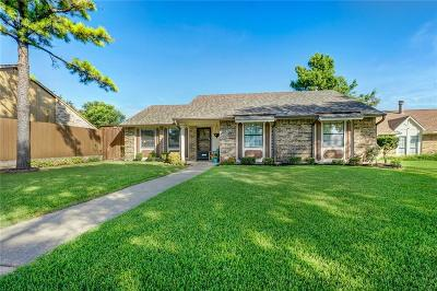 Mesquite Single Family Home For Sale: 1509 Ector Circle