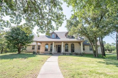 Parker County Single Family Home For Sale: 617 Young Bend Road