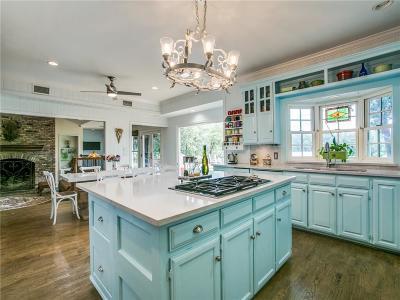 Argyle Single Family Home For Sale: 1700 E Hickory Hill