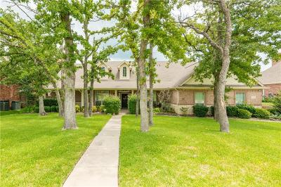 Keller Single Family Home For Sale: 1620 Lost Lake Drive