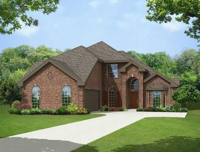 Waxahachie Single Family Home For Sale: 261 Pond Mills Rd