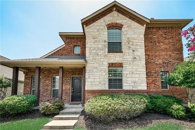 McKinney Single Family Home For Sale: 5909 Chisholm Trail