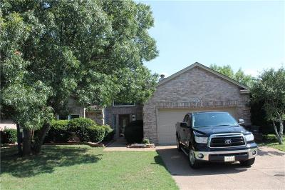 Fort Worth Single Family Home For Sale: 3757 Clear Brook Circle