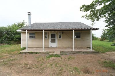 Archer County, Baylor County, Clay County, Jack County, Throckmorton County, Wichita County, Wise County Single Family Home For Sale: 191 County 4293 Road