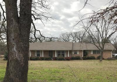 Navarro County Single Family Home Active Option Contract: 537 NW County Road 2110 Road