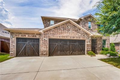 McKinney Single Family Home For Sale: 4212 Bent Creek Road