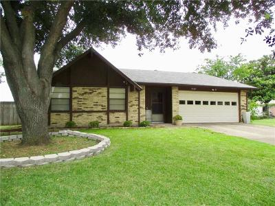 Plano TX Single Family Home For Sale: $220,000