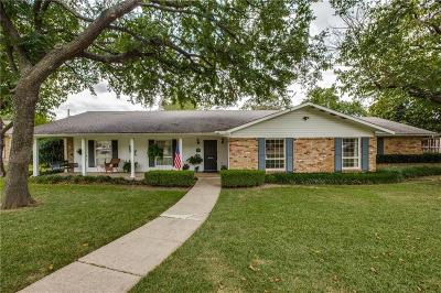 Single Family Home For Sale: 4016 Royal Palms