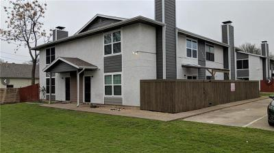 Farmers Branch Residential Lease For Lease: 13316 Goodland Place #B