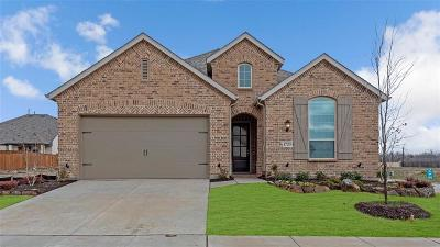 Prosper Single Family Home For Sale: 1720 Snowdrop Drive