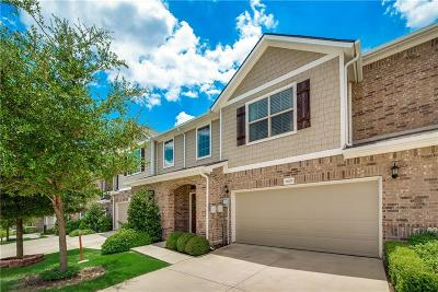 Irving Townhouse For Sale: 3828 Sicily Street