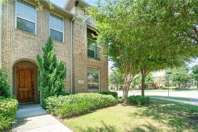 Irving Townhouse For Sale: 598 Tuscan Drive