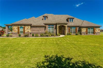 Parker County Single Family Home Active Option Contract: 120 Eagle Moor Lane