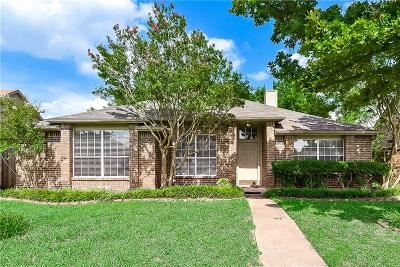 Rowlett Single Family Home For Sale: 4714 Highgate Lane