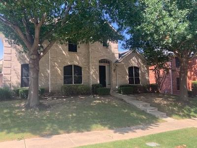 Garland Single Family Home For Sale: 1605 Spring Hollow Lane