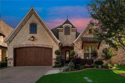 Dallas County, Denton County, Collin County, Cooke County, Grayson County, Jack County, Johnson County, Palo Pinto County, Parker County, Tarrant County, Wise County Single Family Home For Sale: 5008 Copperglen Circle