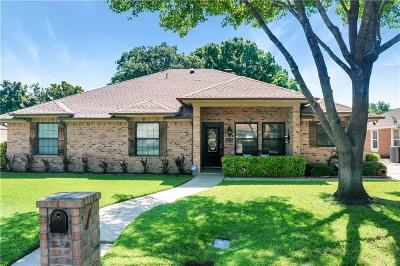 Benbrook Single Family Home For Sale: 4213 Lake Vista Drive